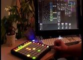 Launchpad Midi Add-On for Usine hollyhock