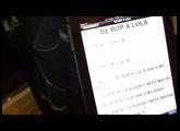 Essai AirTurn BT 105 Songbook Ipad 2