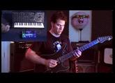 Pigtronix Mothership Guitar Synth CV Controls Korg MS-20 Mini Analog Synthesizer