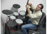 Death Metal Office Drumming