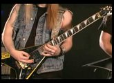 Alexi Laiho and Roope Latvala from Children of Bodom