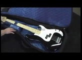 Reunion Blues RB Continental Midnight Black Bass Case Review