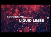 MicroBrute patches by LIQUID LIMBS #01