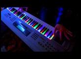 Patch Bank Korg Z1 - A01 Laserharp (Laser Harp)