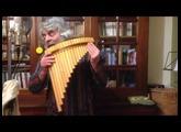 Flûte de Pan baryton Gibonus - Gilles Patrat