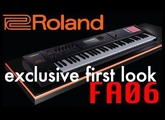 Sonicstate Exclusive: Roland FA-06 preview