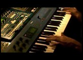 yamaha cs1x synthesizer sounds demo