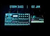 Storm 3003 - Ice Jam [Elektron Analog Four + Korg Volca Beats]