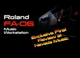 NEW! Roland FA-06 Workstation Full Demo at Nevada Music UK