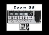 Zoom G5 - Detune , Granular , Rotary , Wah-Wah