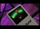 TC Electronic PolyTune 2 Demo - No babble