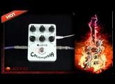 JOYO California Sound Guitar Effects Pedal (JF-15).mp4