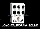 JOYO CALIFORNIA SOUND   ALISSON ZAKKA