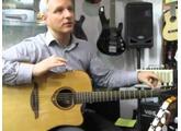 Test / Avis : guitare électro-acoustique Lag T100DCE