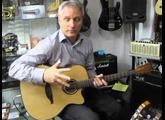 Test / Avis : guitare électro-acoustique Lag T66ACE