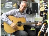 Test / Avis : guitare électro-acoustique Lag T200DCE