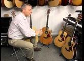 Survol de la gamme Taylor: guitares (électro-)acoustiques