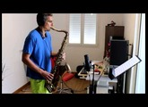 Essai Saxophone Ténor SML T920-ME