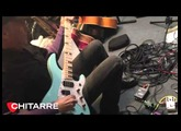 Billy Sheehan & EBS Sheehan Drive pedal - di Simone Sello
