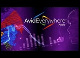 Avid Everywhere for Audio