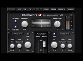 UAD bx_saturator V2 Plug-In Trailer by Brainworx