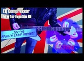 Eventide EQ Compressor for H9 - Bass Demo