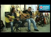 MYRATH-TALES OF THE SANDS ACOUSTIC- SHOWCASE CHEZ MICHEL MUSIQUE