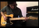 Fender Baja Telecaster+Marshall Jcm800+Mooer/Joyo