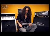 Présentation des guitares ESP E II Horizon FR Seymour Duncan & EMG