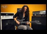 Présentation de la guitare Schecter BlackJack SLS