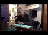 LinnStrument Blues Harmonica
