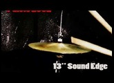 "Paiste 2002 Sound Edge 13"" Hi-hats cymbal"