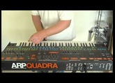 Arp Quadra For Sale on eBay Demo