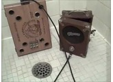 ~Little Amps, BIG Tone & 3 string cigar box guitars~ Recording with a vintage Pignose 7-100