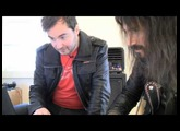 Bumblefoot doing TonePrints for TC Electronic's Shaker Vibrato