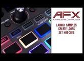 Akai Professional AFX and AMX for Serato DJ