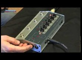 Tech 21 VT Bass Deluxe Bass Pedal Demo - Sweetwater Sound