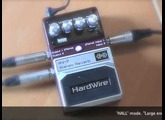HardWire: RV-7 Stereo Reverb (with CM-2) in Stereo