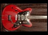 Vintage Guitar Club : JOLANA TORNADO de 1966 (Tchécoslovaquie)