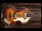 Vintage Guitar Club : HOFNER 500/1 B BASS de1971