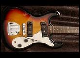Vintage Guitar Club : EASTWOOD UNIVOX HI FLYER PHASE 4