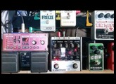 Test et demo tc electronic nova repeater delay