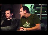 The Crystal Method reacting to a wicked new M-Audio product - December 2010