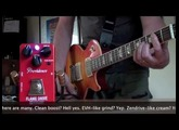 Providence: Flame Drive with Les Paul to Bassman