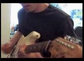 Roger Mayer Voodoo Vibe Jr. guitar pedal effect demo