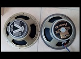 Celestion Vintage 30 Vs Celestion V-Type