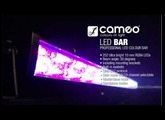 Cameo Lights BAR - 252 x 10 mm LED RGBA Color Bar