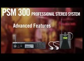 Shure PSM 300 Stereo Personal Monitor System