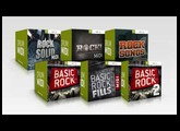Rock Drums MIDI 6 Pack