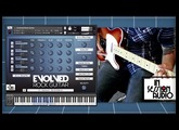 Evolved Rock Guitar - In Session Audio